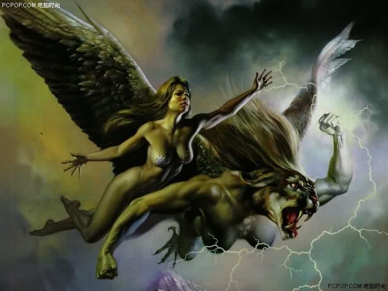 古希腊神话图像